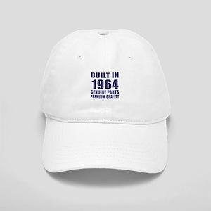 Built In 1964 Cap