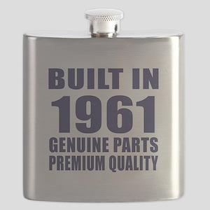 Built In 1961 Flask