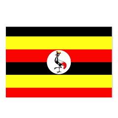 Uganda Postcards (Package of 8)