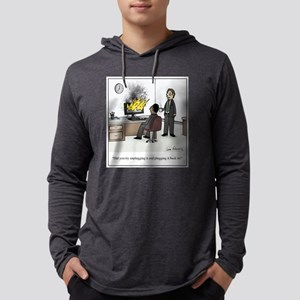 Unplug and plug back in Long Sleeve T-Shirt