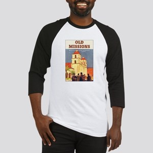 Santa Barbara California Baseball Jersey