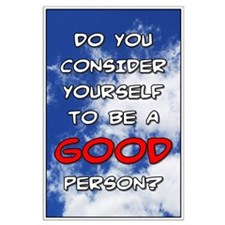 Good Person? Large Poster