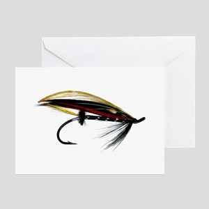 """Fly 1"" Greeting Cards"