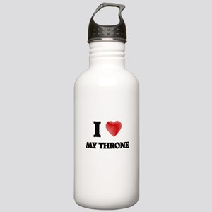 I love My Throne Stainless Water Bottle 1.0L