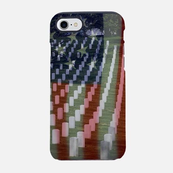 Patriotism iPhone 8/7 Tough Case