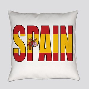 Spain Everyday Pillow
