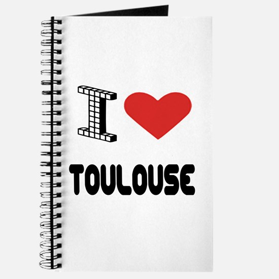 I Love Toulouse City Journal