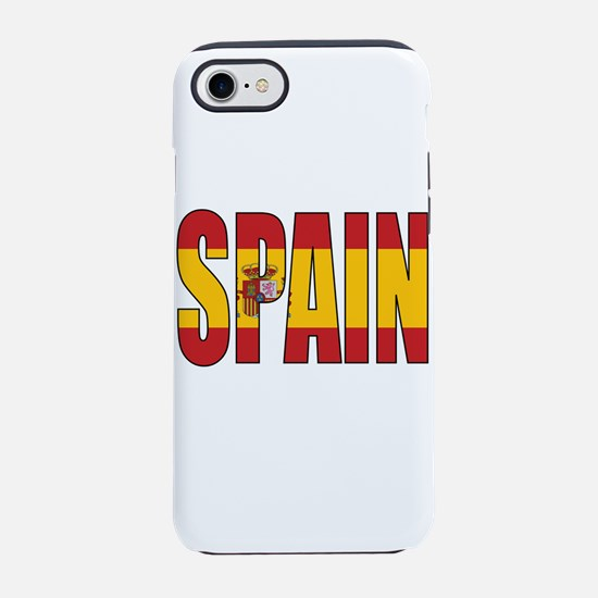 Spain iPhone 8/7 Tough Case