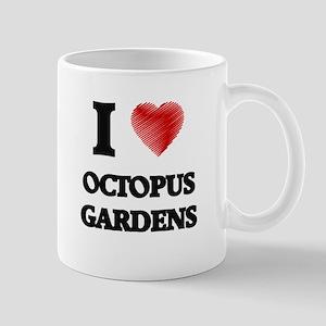 I love Octopus Gardens Mugs