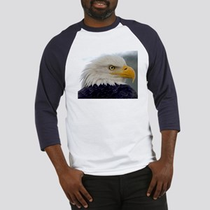 Bald Eagle Baseball Jersey - front and back!