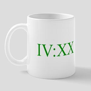 IV:XX Mug