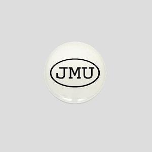 JMU Oval Mini Button