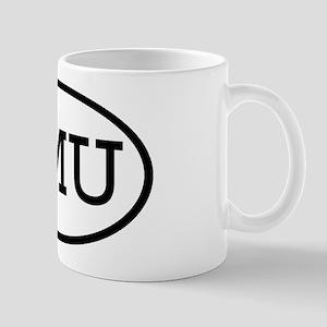 JMU Oval Mug