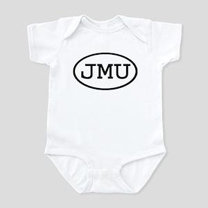 JMU Oval Infant Bodysuit