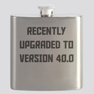 Recently Upgraded To Version 40.0 Flask