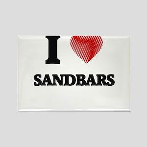 I love Sandbars Magnets