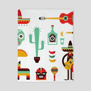 mexican Twin Duvet