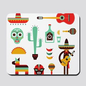 mexican Mousepad
