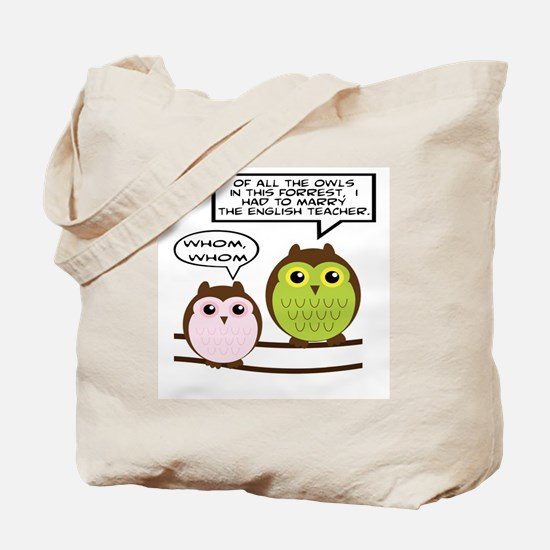Cute Forrest Tote Bag
