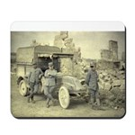 Staff Car From Wwi Mousepad