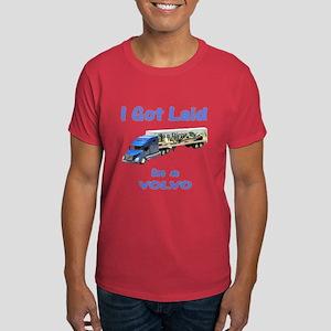 Volvo Trucker Shirts and Gift Dark T-Shirt
