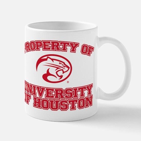 Property of University of Housto Mug