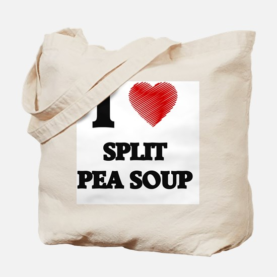 I love Split Pea Soup Tote Bag