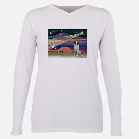 Xmas Star & Brittany T-Shirt