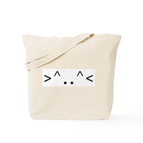 < KITTY > CODE Tote Bag