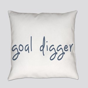 goal digger Everyday Pillow