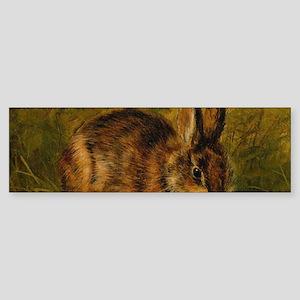 Bunny Sticker (Bumper)