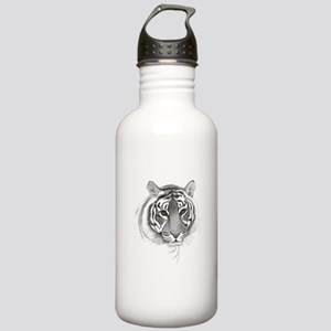 The Eyes of the Tiger Water Bottle