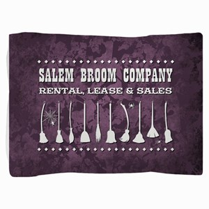 SALEM BROOM CO. Pillow Sham