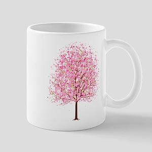 Cherry Tree 2 Mugs