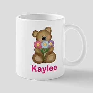 Kaylee's Bouquet Bear Mug