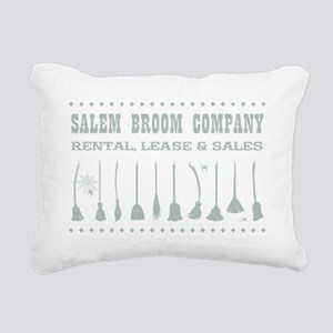 SALEM BROOM CO. Rectangular Canvas Pillow