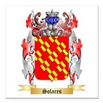 Solares Square Car Magnet 3