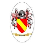 Solans Sticker (Oval 10 pk)