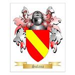 Solano Small Poster