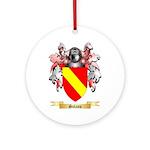 Solano Round Ornament