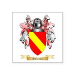 Solanas Square Sticker 3