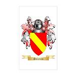 Solanas Sticker (Rectangle)
