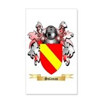 Solanas 20x12 Wall Decal