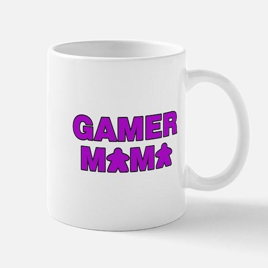 Gamer Mama Purple Mugs