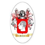 Soden Sticker (Oval 50 pk)