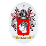 Soden Oval Ornament