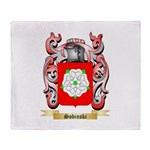 Sobinski Throw Blanket