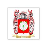 Sobieski Square Sticker 3