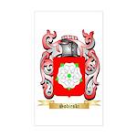 Sobieski Sticker (Rectangle)