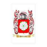 Sobieski Sticker (Rectangle 10 pk)
